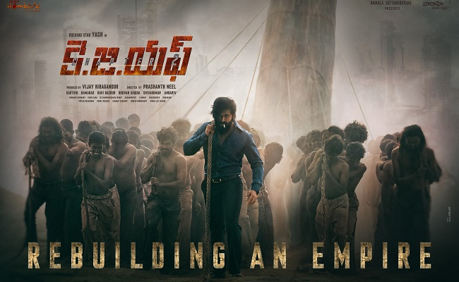 KGF2 Looking At Sankranthi Window