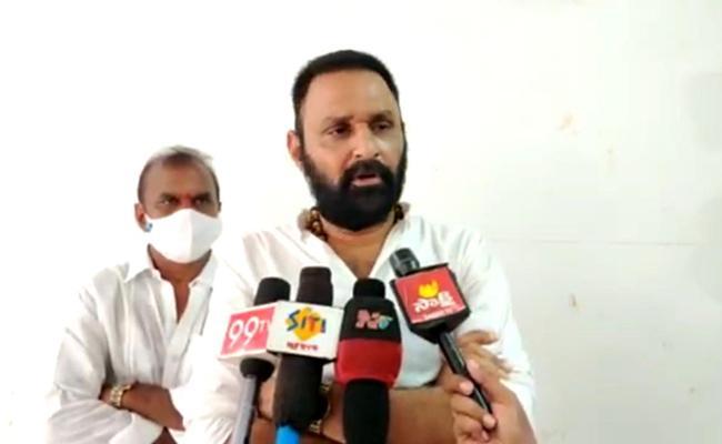 Chandrababu Naidu Is Already In Jail