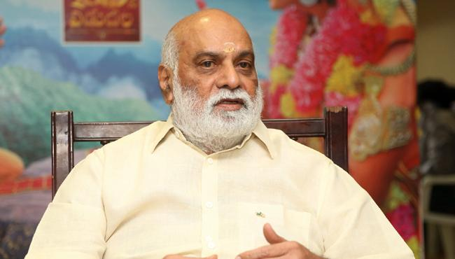 K Raghavendra Rao Acting As Retired Employee