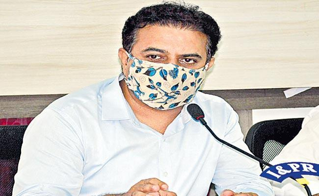 Attempts to disrupt Hyd's peace will be dealt with iron hand: KTR