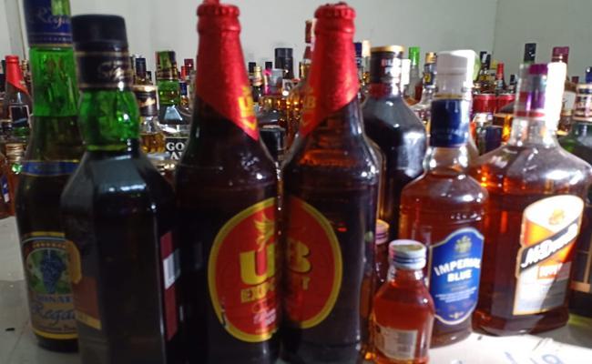 Liquor Smuggling: Durga Temple Member Quits!