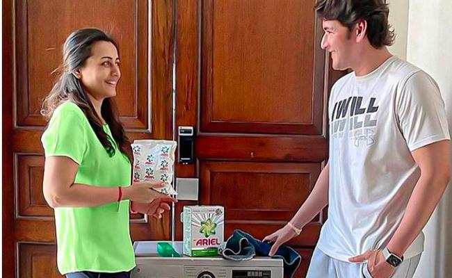 Mahesh Babu and Samantha Earn Insta Money
