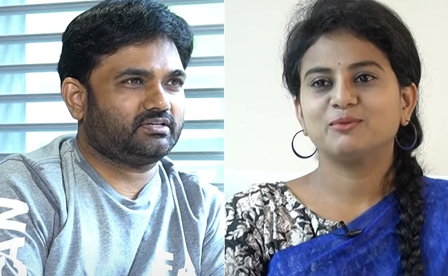 Director Maruthi: RGV Has Lot Of Clarity