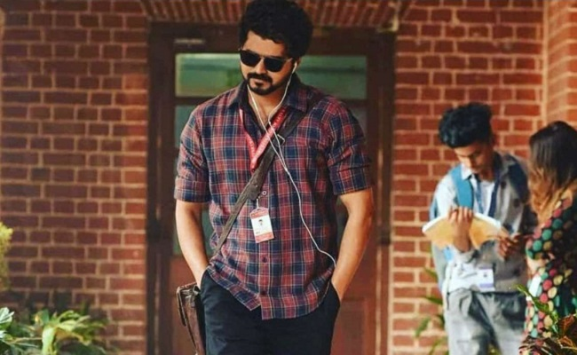 Master Leads The Sankranthi Race In US