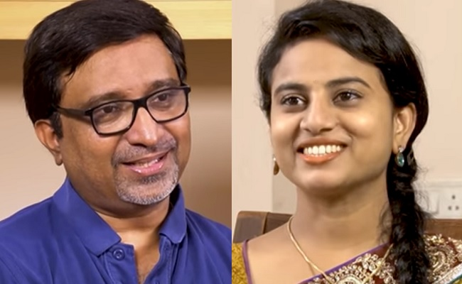 Interview: 'I Didn't Write 'V' For Pawan And Mahesh'