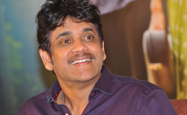 Nagarjuna Moving from Romance to Action!