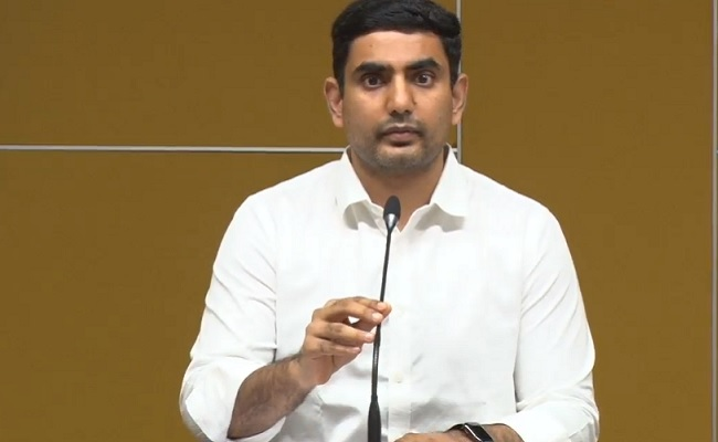 Lokesh In Control Of TDP Strategy Planning?