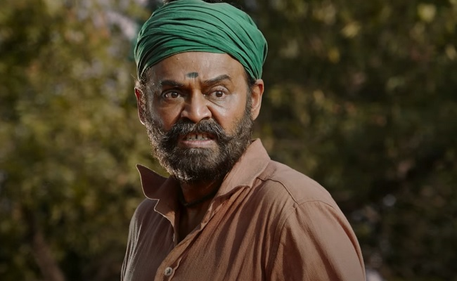 Narappa Teaser: Venky At His Ferocious Best!