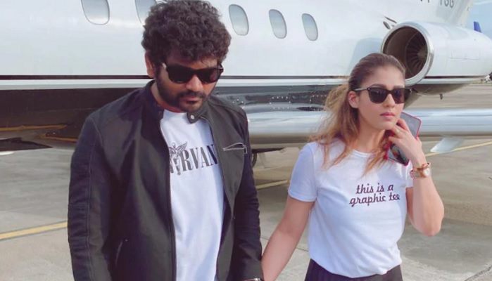 Nayanthara Spends 25 Lakhs for His Birthday!