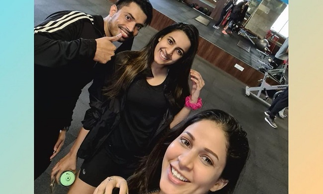 Bride-to-be Niharika Trying to be Fit