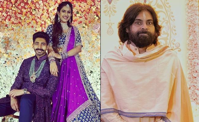 Pawan's Absence In Niharika's Engagement