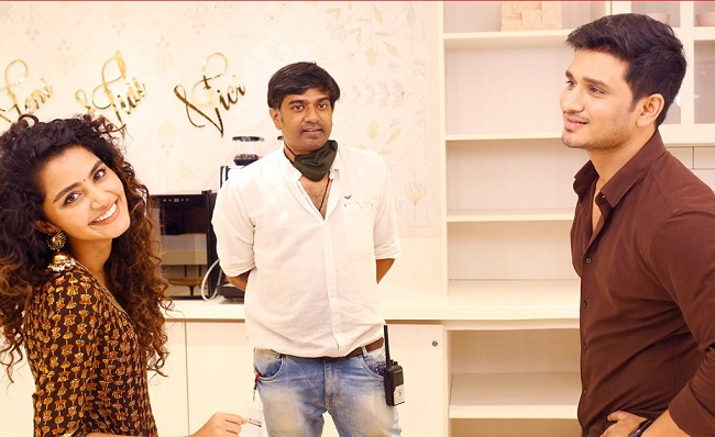 Manly Nikhil and Slim Anupama kick-start '18 Pages'