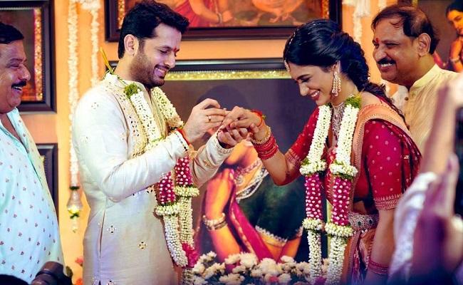 Pic Talk: Nithiin Gets Engaged