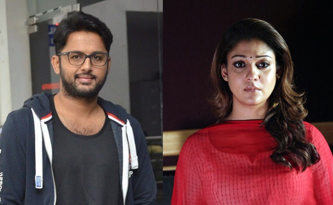 Nithin Gets A Rude Shock From Nayanthara!