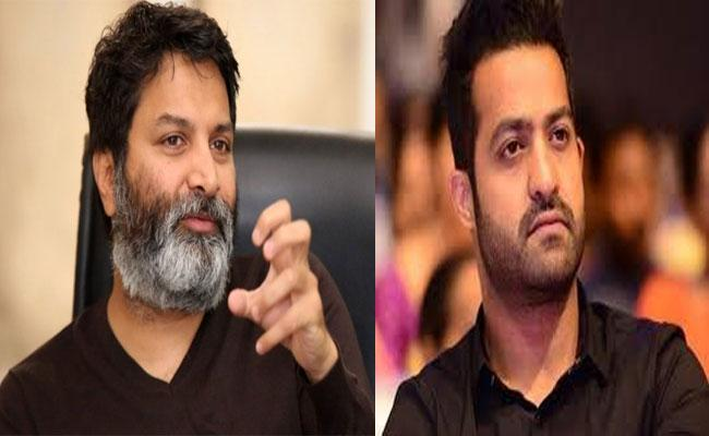 Buzz: Trivikram's Game With NTR's Film