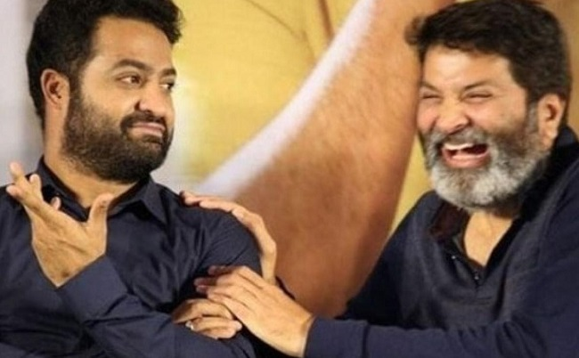 Tarak Fans Disappointed With No Update From Trivikram!