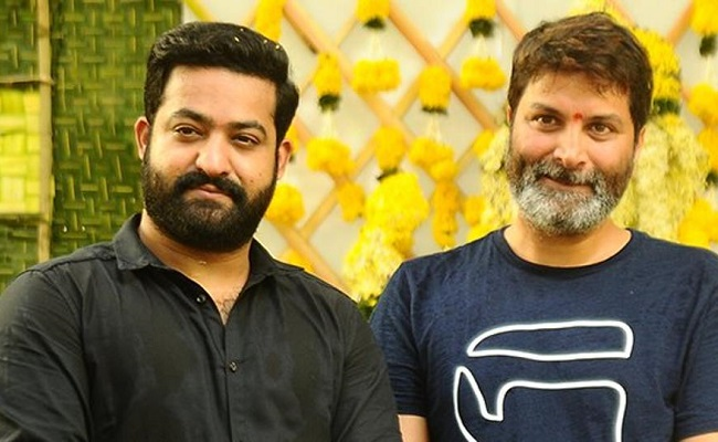 Trivikram To Come Out Of His Comfort Zone For Tarak?