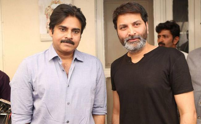 Reel Buzz: Trivikram Join Hands With Pawan Again!