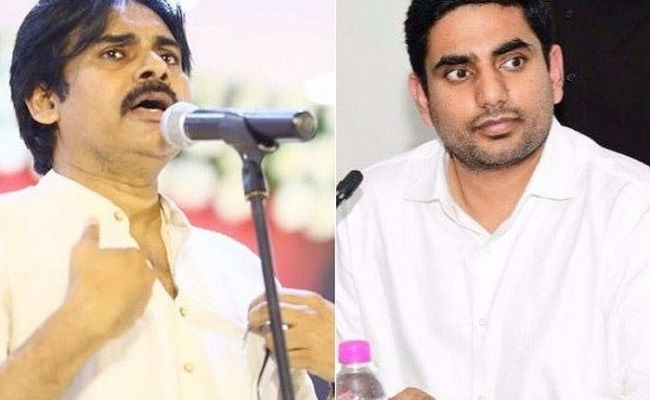 Lokesh Not In Pawan Kalyan's Priority?