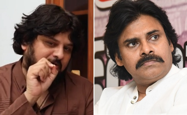 Vamsi Comes On Board For Pawan-Reddy Film