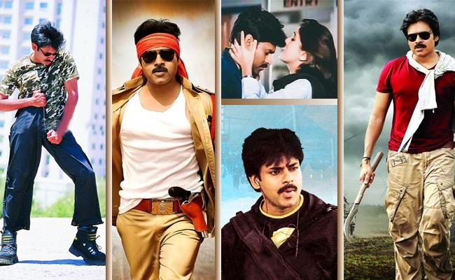 Top 5 Films Of Pawan Kalyan On Social Media