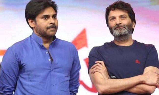 Trivikram Writes Dialogues for PK Now?