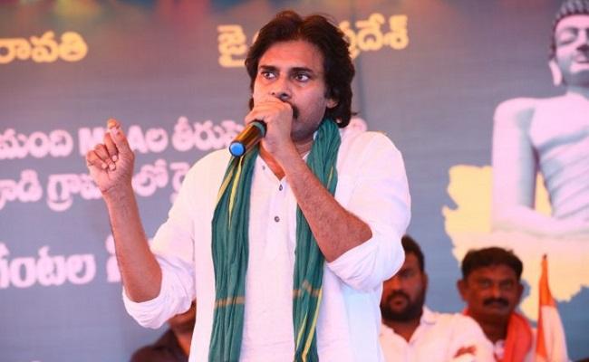 Andhra Pradesh: Pawan Kalyan Distancing From BJP?