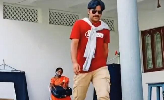 Pawan Kalyan's Lookalike Afraid Now?