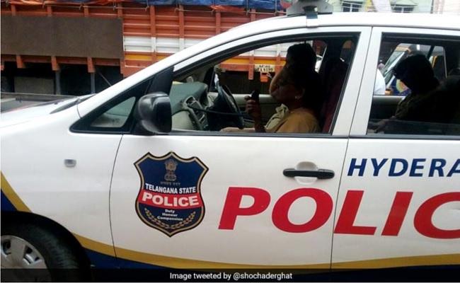 Hyderabad: Police Prevented A Lockdown Suicide