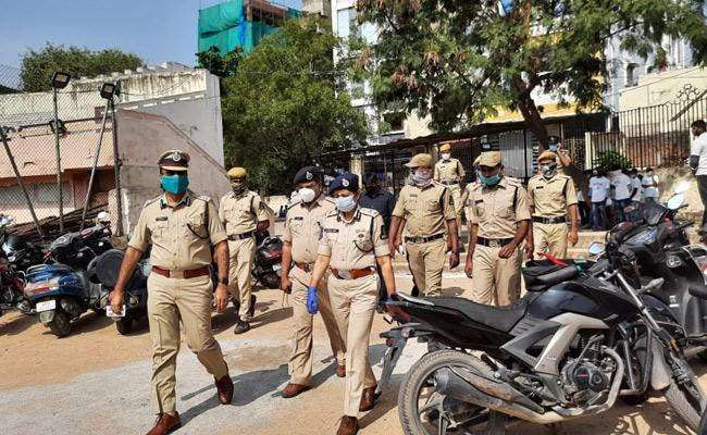Stage set for GHMC polls amid tight security