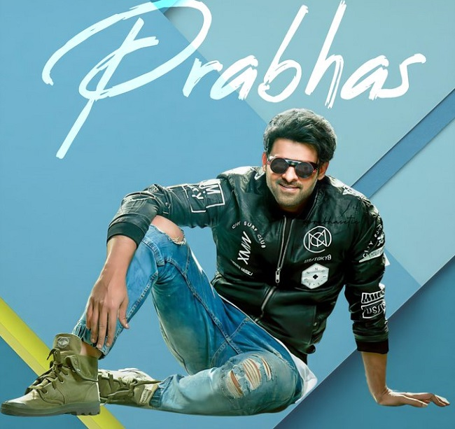 New Look of Prabhas: Fans Trend the Pic