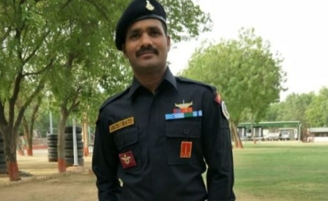 Fund for the Family of fallen Indian Army Hero