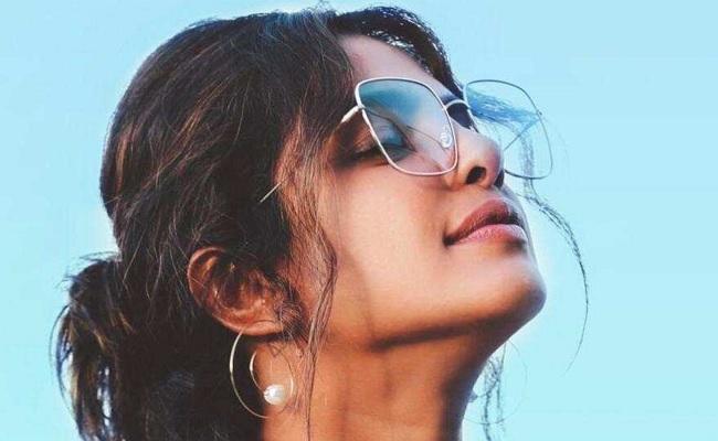 Pic: Priyanka enjoys the 'last few days of summer'