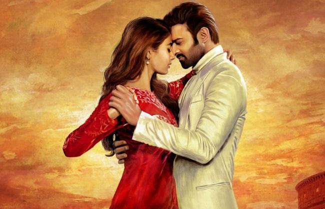 Radhe Shyam First Look: Intense Romance!
