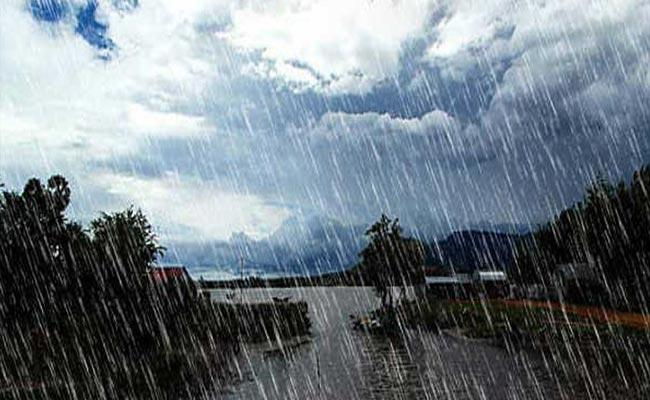 Four AP mandals logged over 100 mm rainfall on Wed