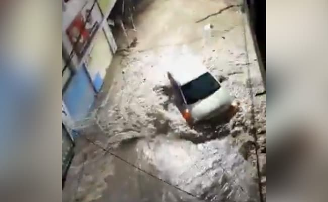 Heavy Overnight Rain In Hyd Days After Deadly Downpour