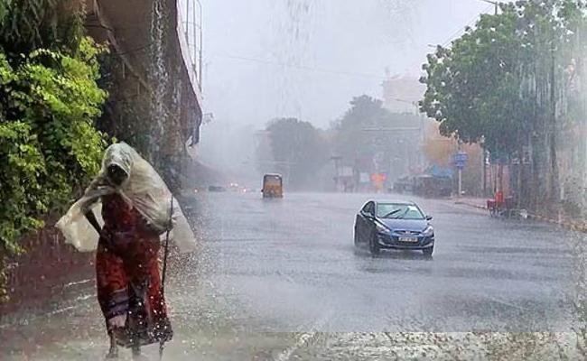 No respite from rain in AP, heavy forecast for 3 days