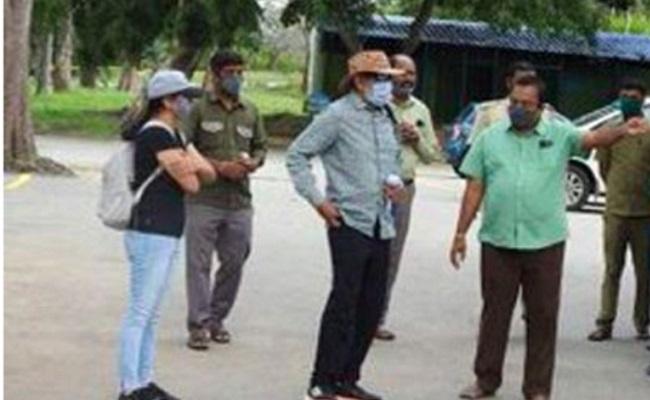 Speculations Over Rajamouli's Karnataka Trip