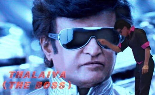 Shah Rukh's Blockbuster Birthday Wish For Rajinikanth
