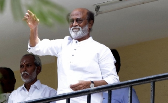 Rajnikanth Pleads His Fans With 'God Factor'