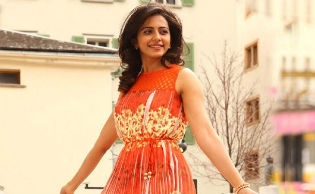 Twist in the Tale: Rakul's Confesses About Drugs?