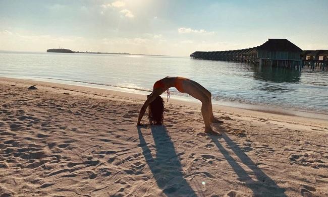 Pic Talk: Rakul Preet Never Skips Her Workout