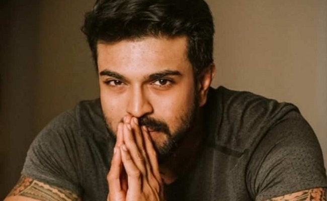 Ram Charan Tests Negative, Eager to Resume Work