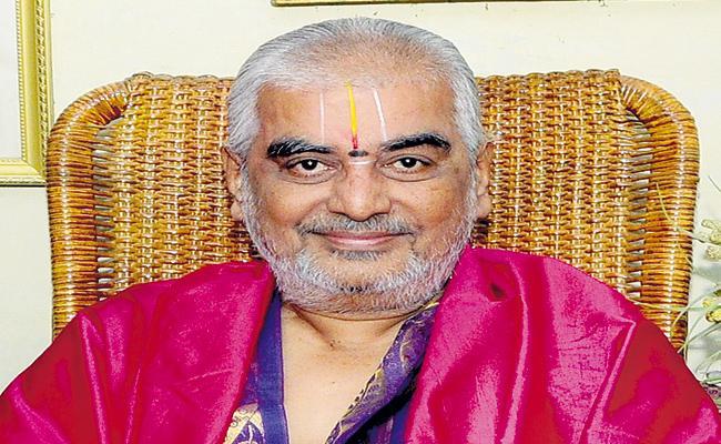Ramana Deekshitulu Unhappy With TTD?