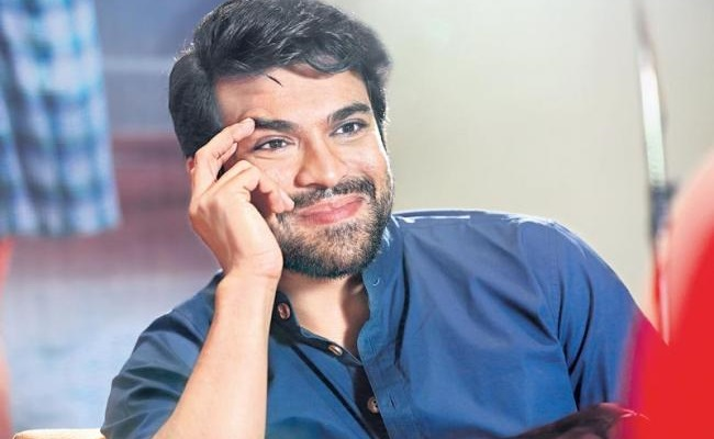 Ram Charan Waiting For Rajamouli's Approval