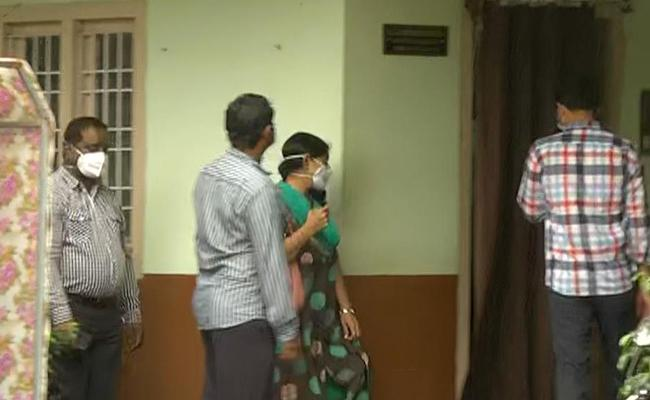 Rayapati daughter-in-law quizzed in hotel fire case!
