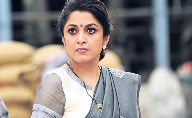 Ramya Krishna reveals the reason for her long absence