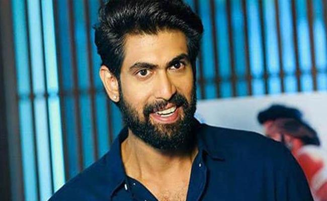 Rana Admits He Got Cured of Ailment Completely