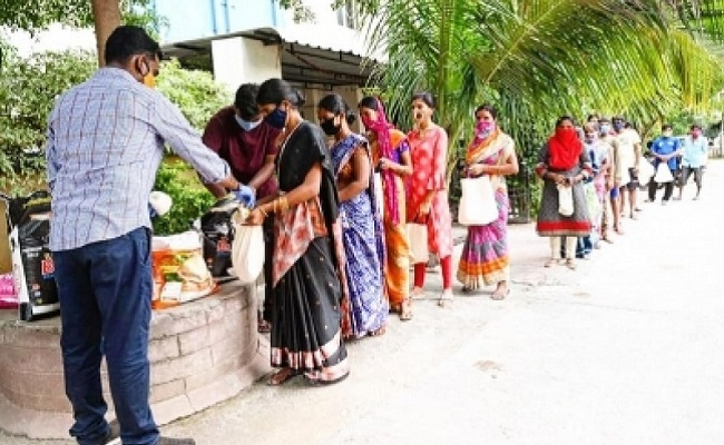 Meet this Hyderabadi running 'Rice ATM' to feed hungry