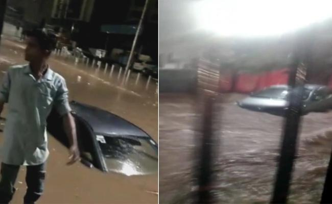 15 Dead Due To Heavy Rains In Telangana, People Advised To Stay Indoors